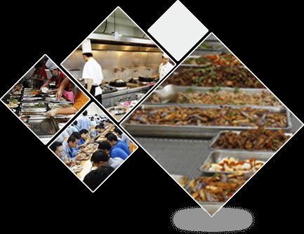 专业化、规范化、标准化饮食服务公司