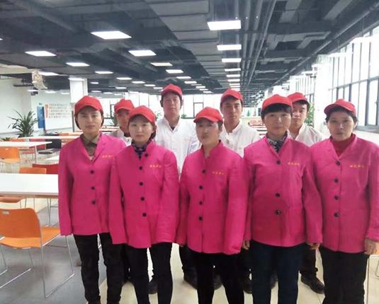 宜昌天美国际化妆品食堂